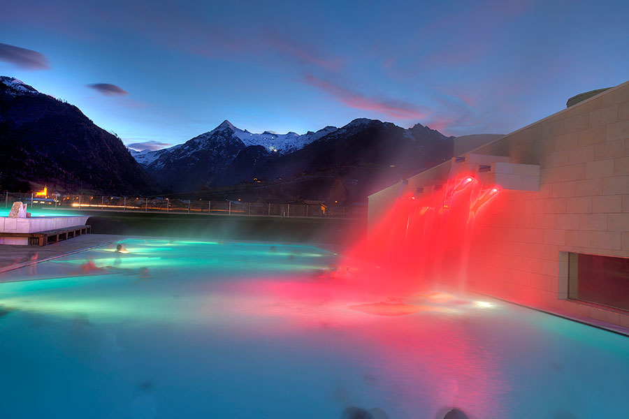 TAUERN SPA Zell am See – Kaprun Pool