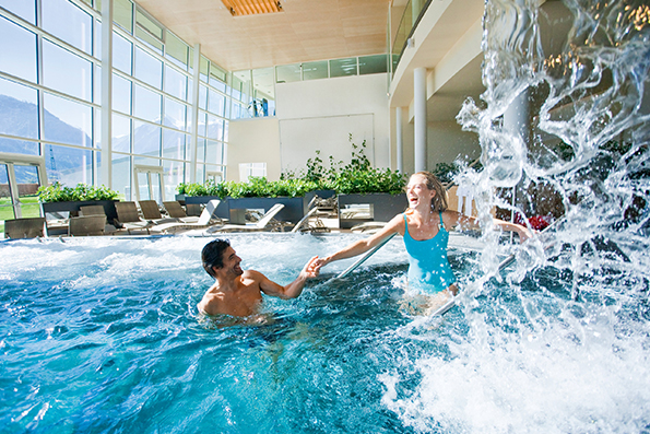 TAUERN SPA Zell am See – Kaprun Innenpool